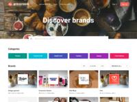 Doscover brands
