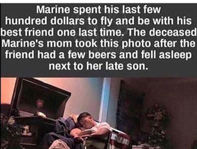 Ultimate sacrifice few understand veterans