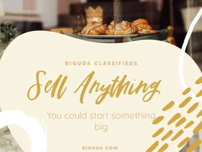 Sell anything.... classifieds