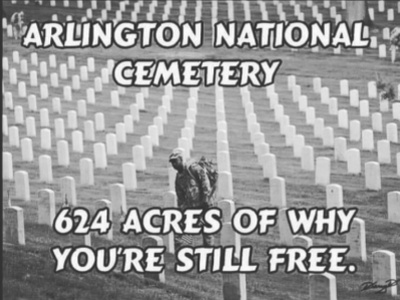 Why we are still free veterans
