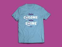 Chasing Hazel: Extra Chrome Tee