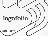 Logofolio 2018 - 2019 branding identity typography modern monogram minimalist marks logotype logos logofolio logo design logodesign logo collection logo letters identity geometic icons emblem collection branding brand