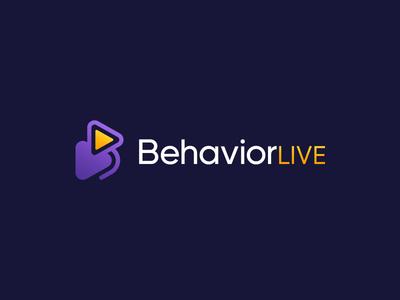B+L+Play button | concept for video platform