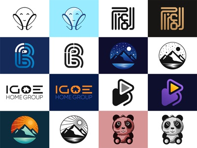 LOGO DESIGN COLLECTION 2019