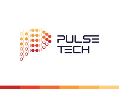PT - Pulse Tech | Software & Technology Logo Design