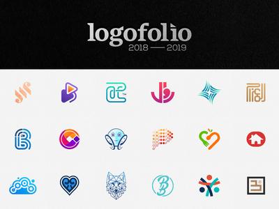 Logofolio 2018 - 2019