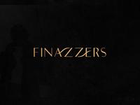 FINAZZERS apparel logo design fashion wear apparel typography logotype logo brand identity branding