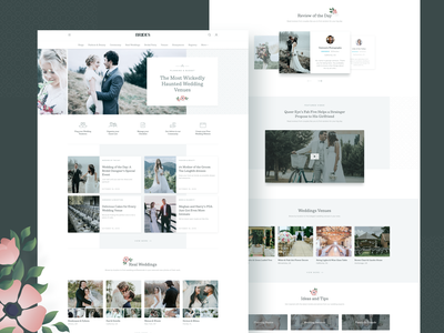 Brides , A Wedding Portal boxedcms wedding portal cms