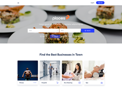 BoxedCMS Theme | Business Directory publishing business reviews boxedcms