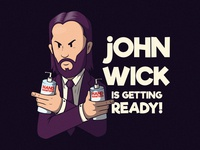 John Wick is Getting Ready!