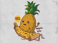 Pineapple and Pizza