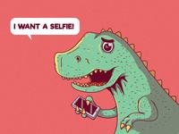 I Want a Selfie!