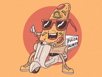 Pizza Driver