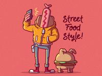 Street Food Style