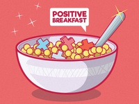 Positive Breakfast