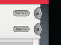 {LMS} iPad buttons