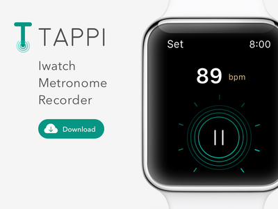 Explorations | Tappi hardware interface ios devices ui apple watch