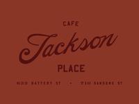 Cafe Jackson Place