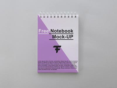 Awesome Notebook Mockup Free By Templatefor.net stationery psd download psd mockup mockups design presentation photoshop psd