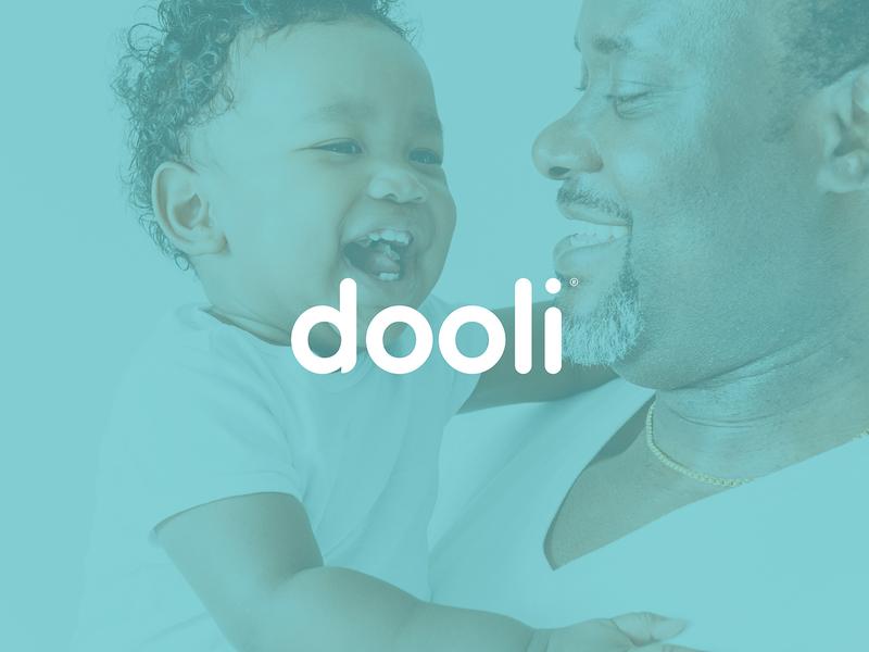 Dooli® Brand Identity: Logo waste product baby babies children logo design identity design branding studio brandidentity design branddesign logo c42d identity branding brand identity