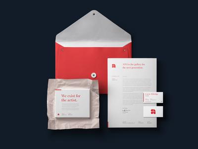 ATO Brand Identity: Stationery