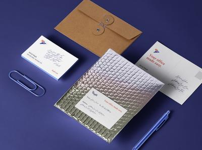Repli Branding: Stationery