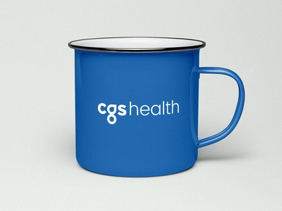 CGS Health Brand Identity: Mug