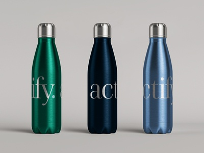 Actify Brand Identity: Brand Swag