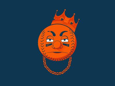 Mr. Met Takes the Crown