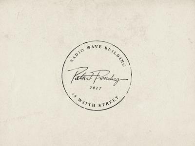 Patent Pending stamp 1