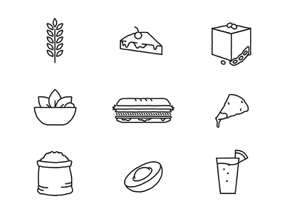 Grainmaker Icons