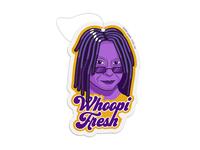 Whoopi Fresh