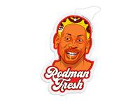 Rodman Fresh