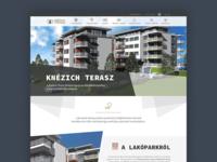 Knezich Terasz Webdesign