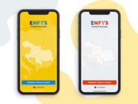 Enfys Restaurant Guide App