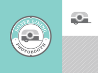 Silver Lining Photobooth Branding