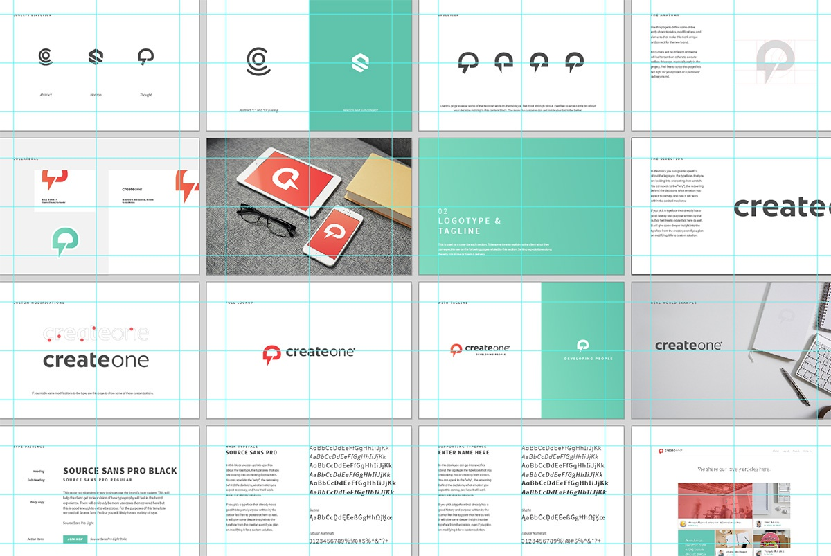 dribbble product grid jpg by sidecar rh dribbble com Product Manual Template product guide template for photographers