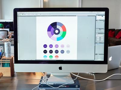 Color Wheel Smart Object