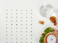 Foodie icons 4 a