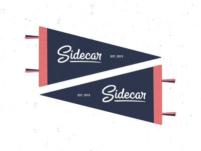 Flag Game. pennant flag asset grit vector texture sidecar madebysidecar flag pennant