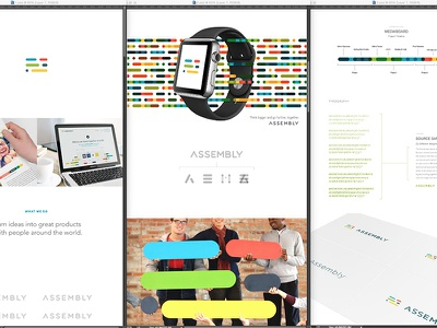 Crafting a Great Branding Delivery brand deliverable madebysidecar sidecar template delivery branding brand blog