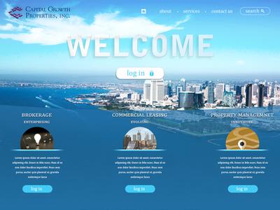 CGP site design