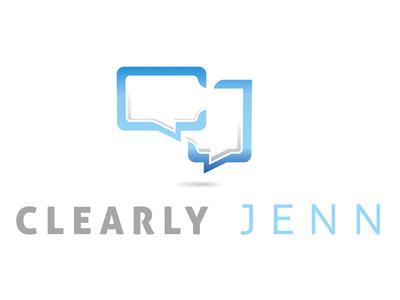 Clearly Jenn Logo