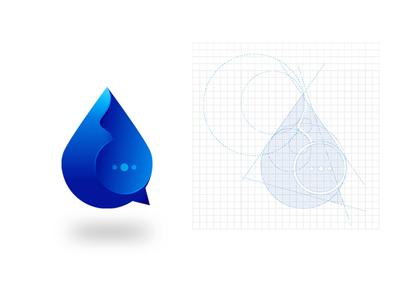Thalaa logo chat