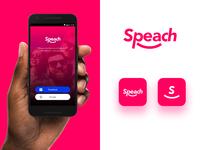 Speach app