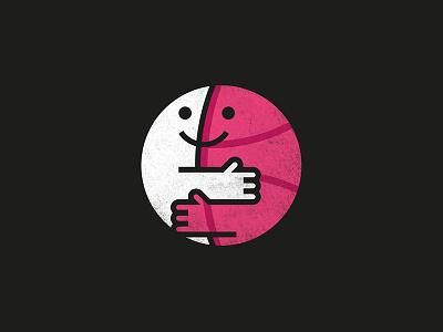 Hi Dribbble! drawing invitation invite logo icon illustration dribbble welcome hello