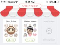 Kik Smiley Shop