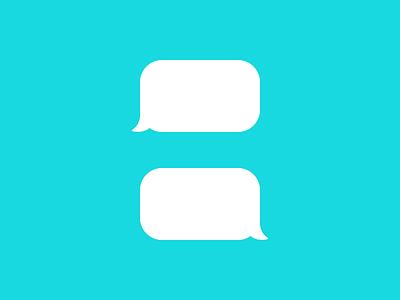 Suggested Responses bubbles message messenger kik chat ux ui design mobile