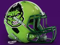 Hulk Helmet