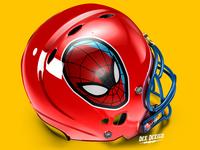 Spider Man Team Mascot Helmet
